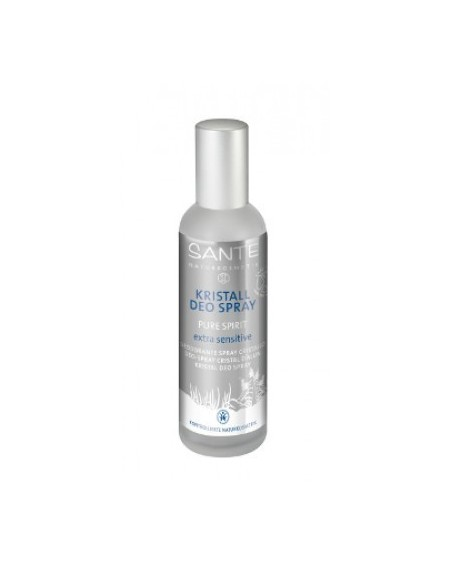 Desodorante Mineral Spray 100ml Sante