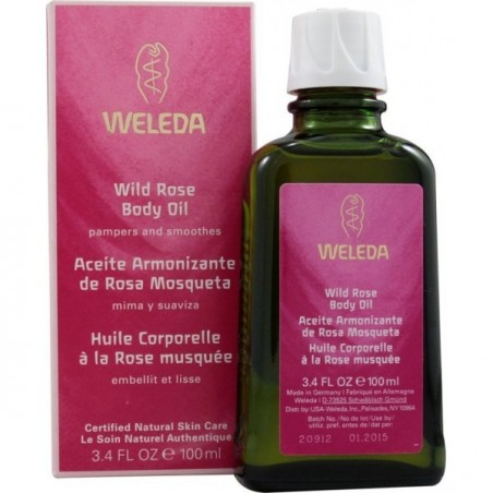 Aceite rosa mosqueta Weleda 100ml