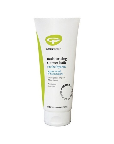 Gel de Baño Hidratante Alo Vera GreenPeople 200ml